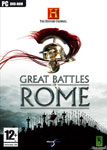 Carátula de The History Channel: Great Battles of Rome para PC